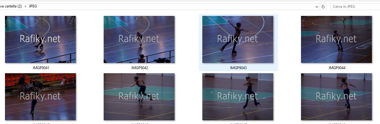 Come inserire un watermark o una filigrana su più foto contemporaneamente